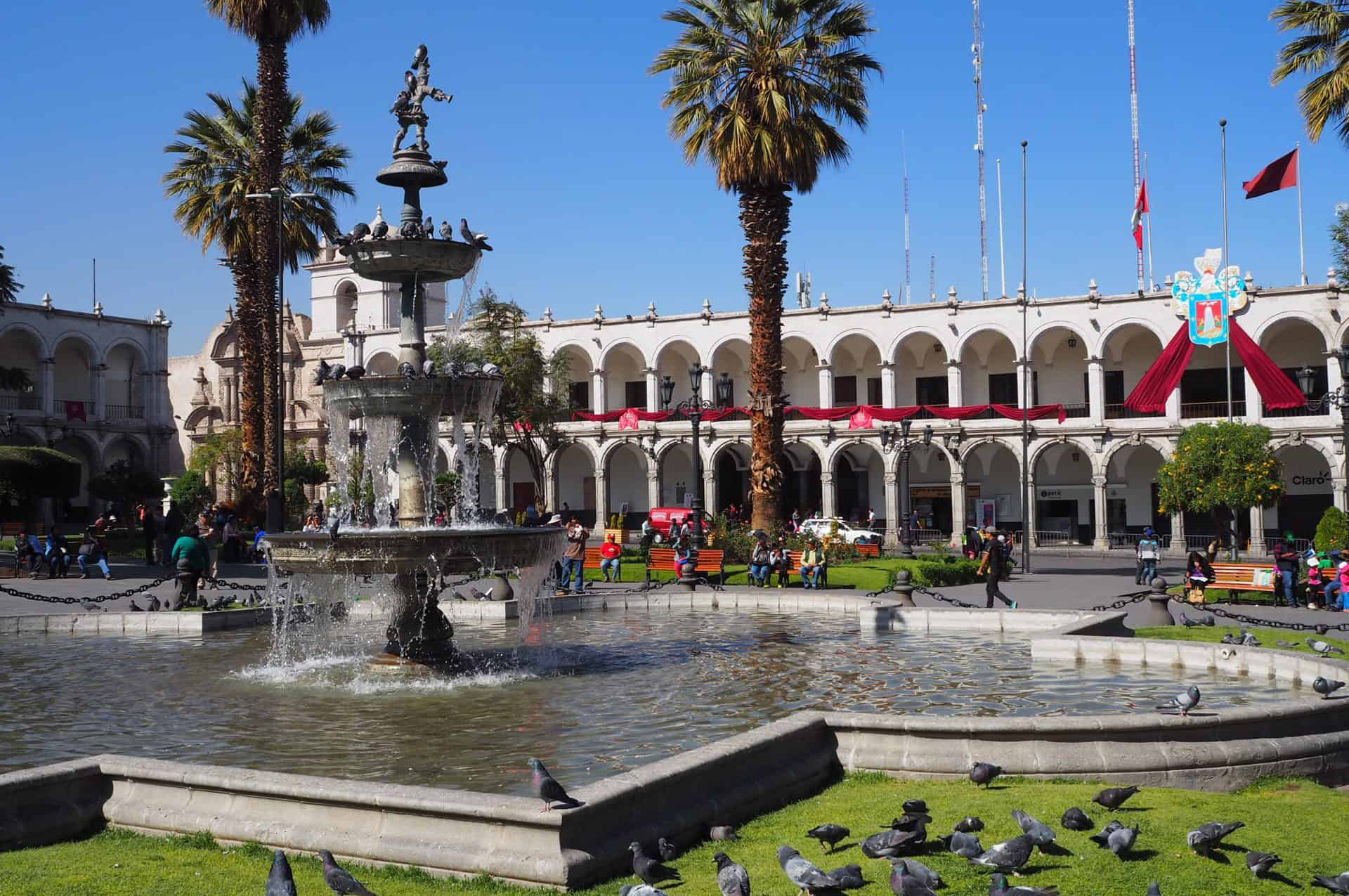 Cosa vedere ad Arequipa