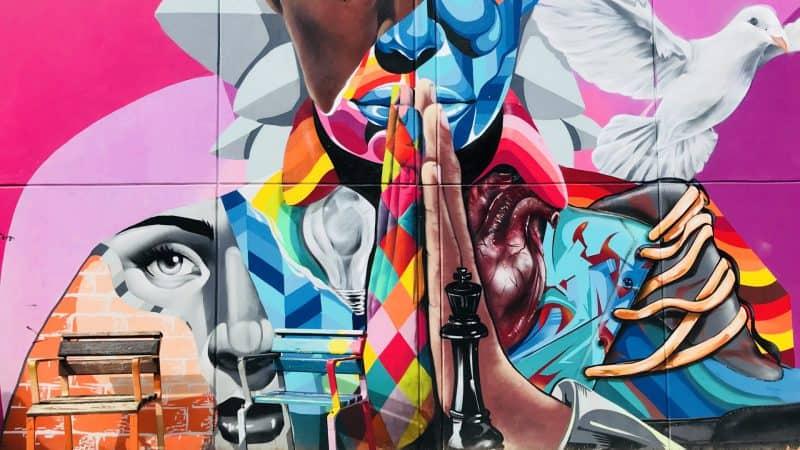 Colombia: Graffiti alla Comuna 13