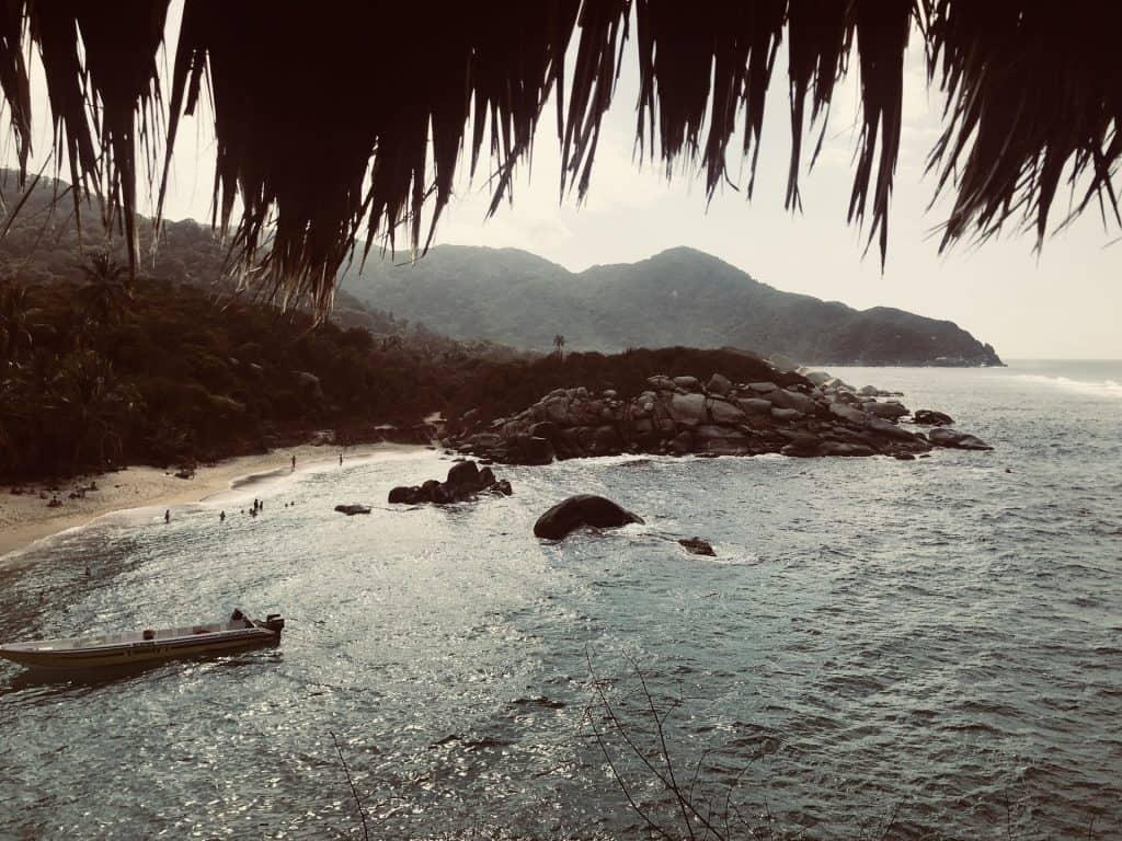 Dalla Capanna di Cabo San Juan