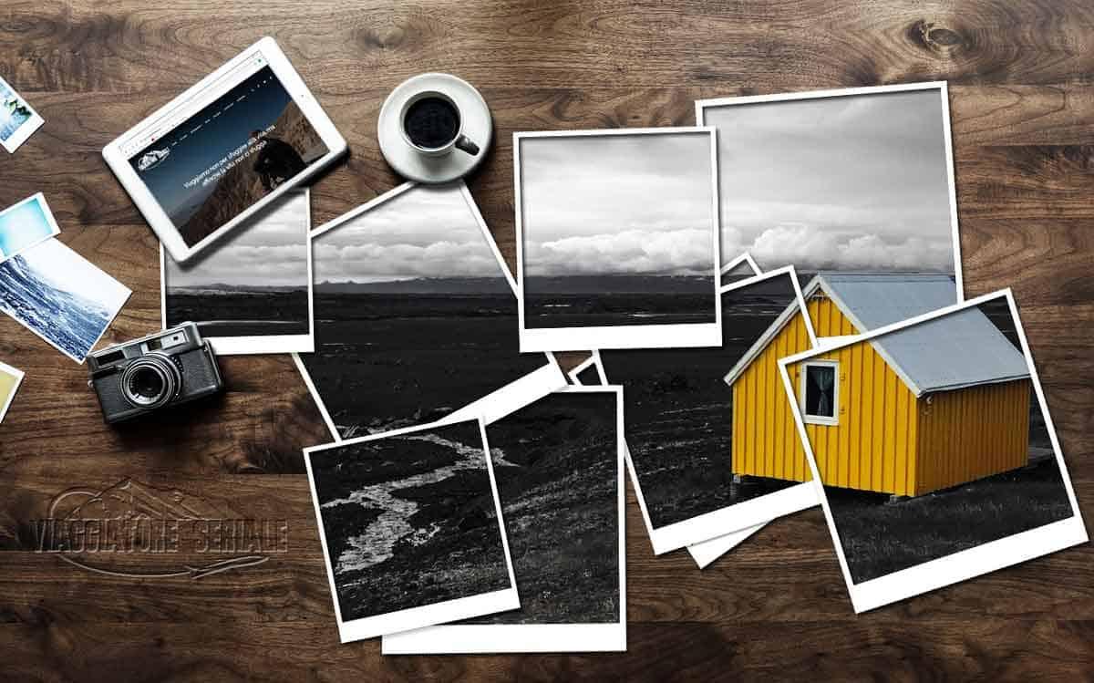La Polaroid di Luca