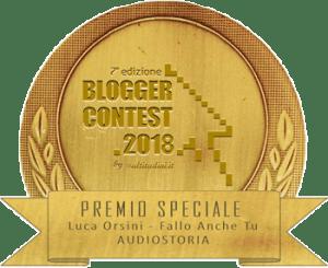 Premio Audiostoria Fallo Anche Tu