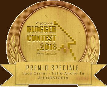 premio blogger contest