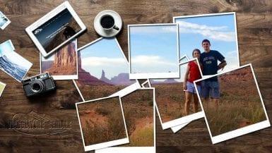 La Polaroid di Williams & Silvia