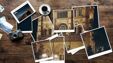 La Polaroid di Mariacristina