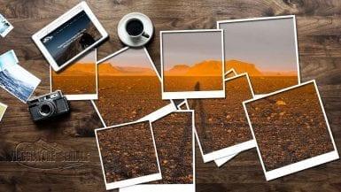 La Polaroid di Marialuisa