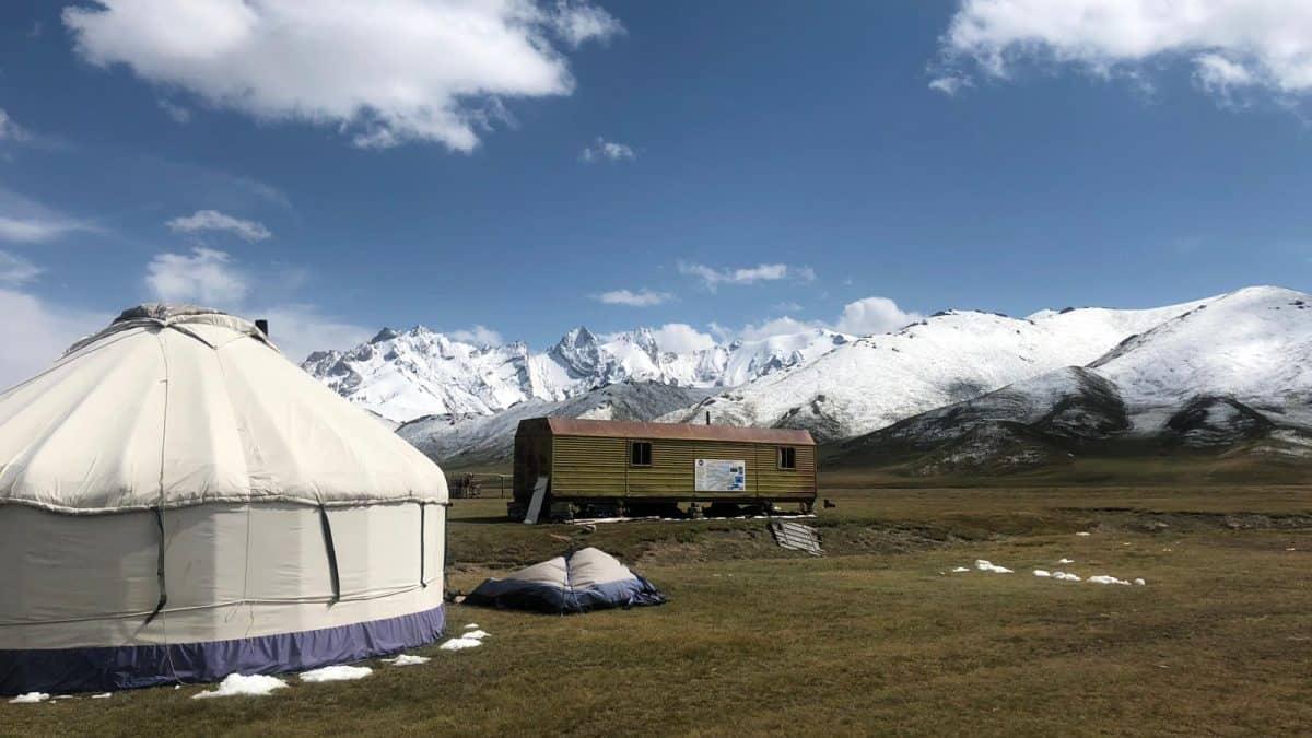 Itinerario di 3 settimane in Kirghizistan